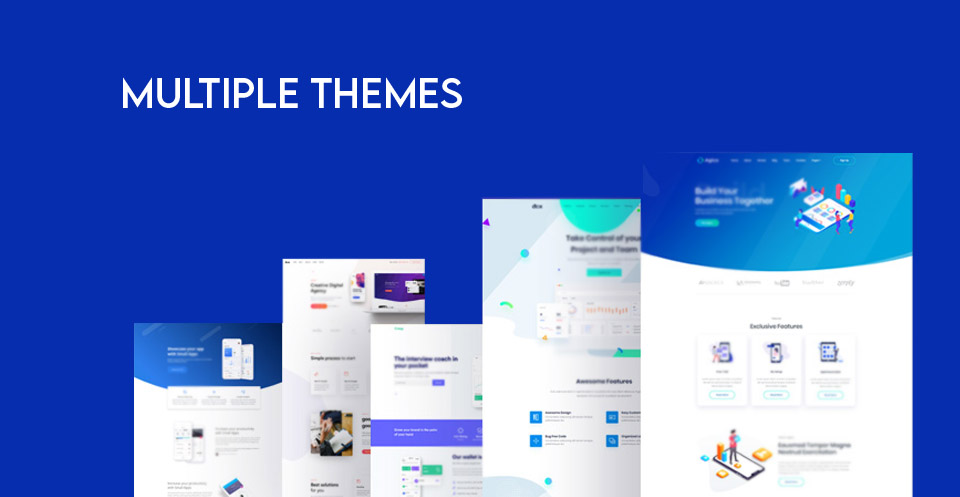 Multiple Themes